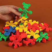 Конструктор Puzzle blocks «Человечки»