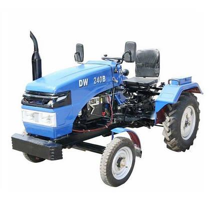 Трактор DW 240В, фото 2