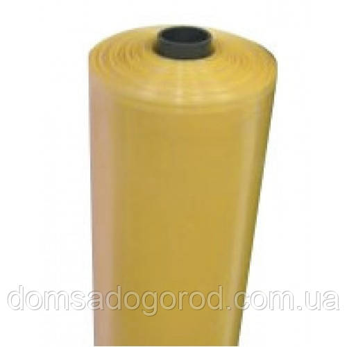 Пленка полиэтиленовая тепличная Пластмодерн 1500мм-80-мкм-100 м 12 мес.