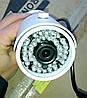 Камера видеонаблюдения AHD-Т6102-36 (1,0MP-3,6mm)