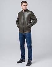 Braggart Youth | Куртка осенняя 1588 хаки, фото 2
