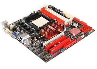 Biostar TA880GC  Socket AM3 DDR3 SATA2 USB2.0 Гарантия 3 месяца