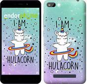 """Чехол на Xiaomi RedMi 4A I'm hulacorn """"3976c-631-2911"""""""
