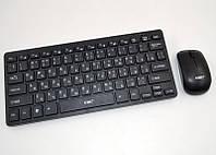 Беспроводная русская клавиатура и мышка K-03, фото 1