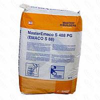 Сухая смесь наливного типа для конструкционного ремонта BASF MasterEmaco S488 PG