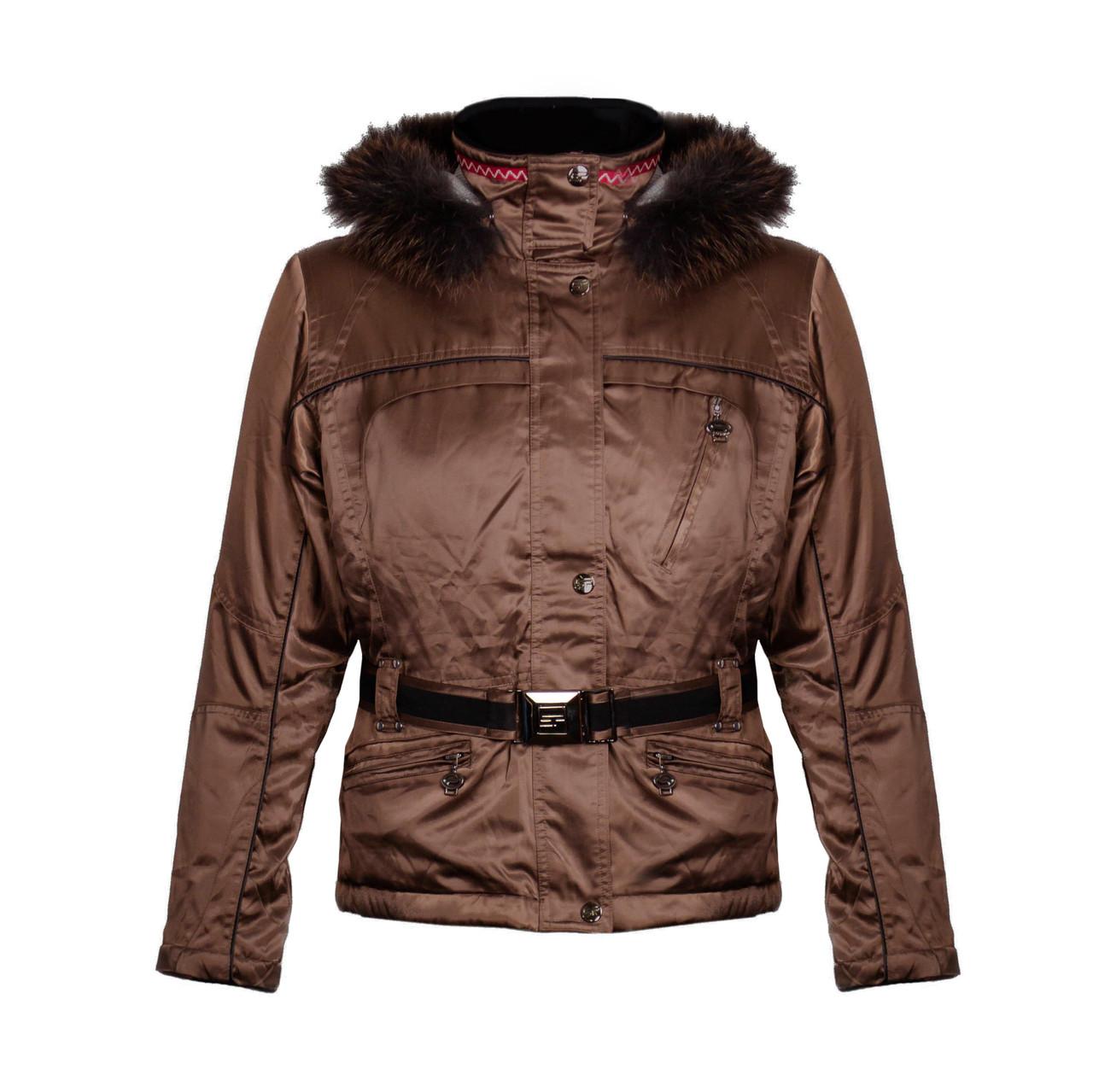 Женская горнолыжная куртка Sportalm Luxury Brown L
