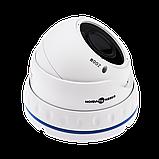 Гибридная Антивандальная камера для внутренней и наружной установки GreenVision GV-067-GHD-G-DOS20V-30 1080p, фото 2
