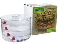 Проращиватель зерна и семян 3-х ярусный BIO-NATURA