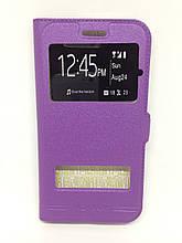 Чехол Samsung J1 J120 Violet Momax