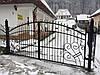 Ворота кованые распашные, фото 6