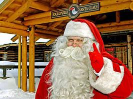 Как встречают Рождество в Финляндии