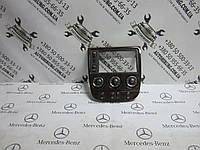 Панель управления климат-контролем MERCEDES-BENZ W163 ml-class (A1638204289)