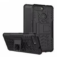 Чехол Armor Case для Asus Zenfone Max Plus (M1) ZB570TL Черный