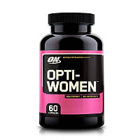 Витамины женские USA ORIGINAL!!! Optimum Nutrition Opti-Women 60 к