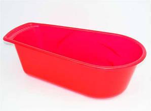Детская ванночка K-PLAST Красная (2-27726)