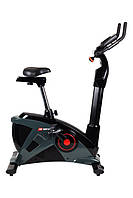 Велотренажер  Hop-Sport HS-090H Apollo EMS graphite/black для дома и спортзала