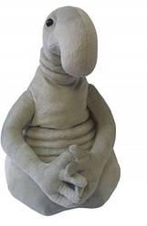 "Мягкая игрушка FANCY ""Ждун"", серый (ZDU0-1)"