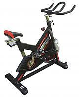 Механический велотренажер спин-байк USA Style SS-921 для дома и спортзала