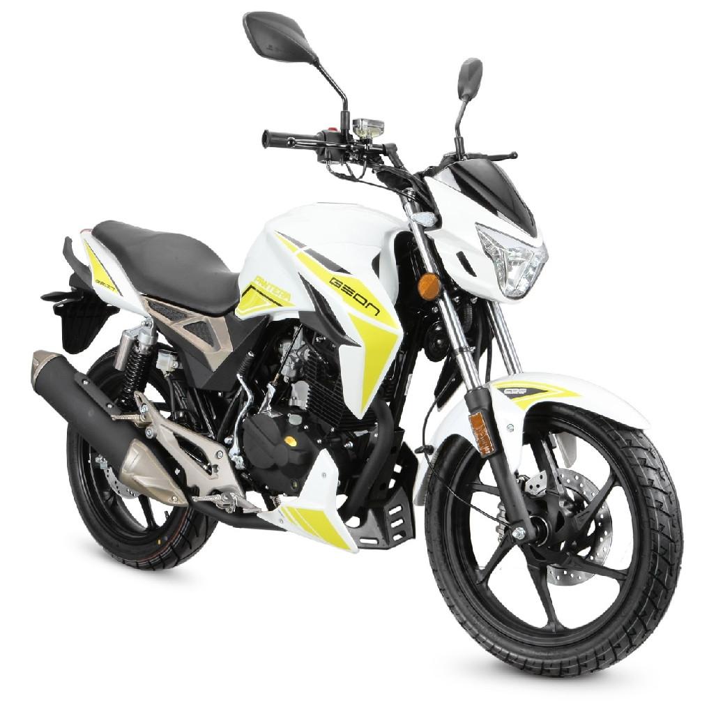 Мотоцикл GEON Pantera S200 Белый