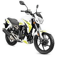Мотоцикл GEON Pantera S200 Белый, фото 1