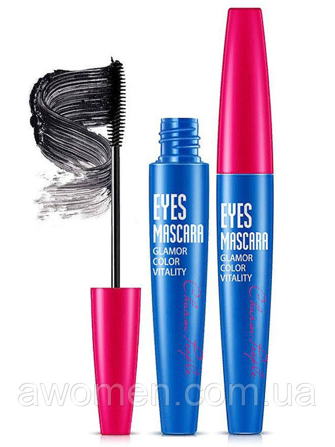 Тушь для ресниц Bioaqua Eyes Mascara Glamor Color Vitality Charm People 8 гр