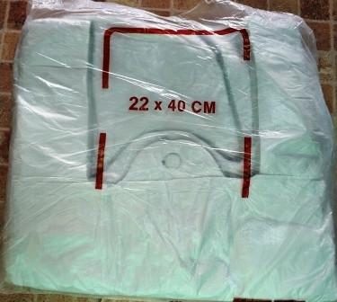 Пакет майка М3 22*40 200шт 370г
