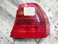 Фонарь правый BMW 3 E90 05-09 г. 6937458