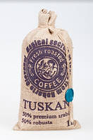 Кофе TUSKANI 50% арабика 50% робуста, 1кг