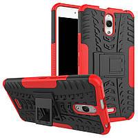 Чехол Armor Case для Alcatel OneTouch Pixi 4 8050D (6.0) Красный