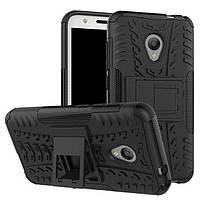 Чехол Armor Case для Alcatel U5 5044D / 5047D / 4047D Черный