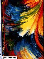 Ковёр цветной с рисунком Разводы Абстракция разные, фото 1