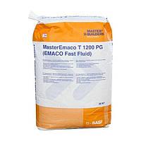 Быстротвердеющая сухая смесь наливного типа для конструкционного ремонта бетона BASF MasterEmaco T 1200 PG