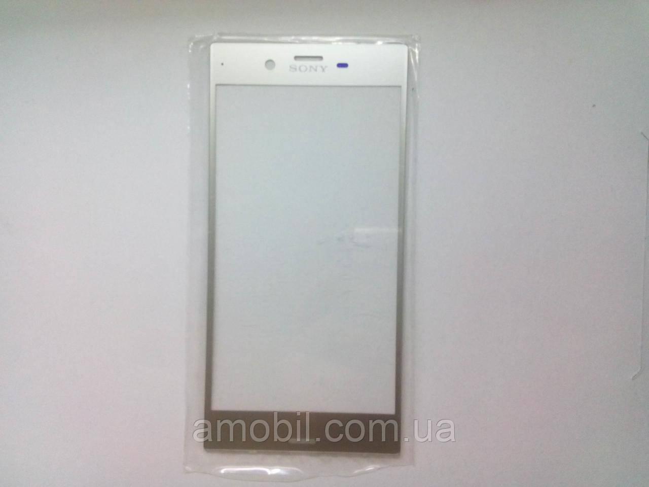 Стекло Sony Xperia XZ F8331 / F8332 silver