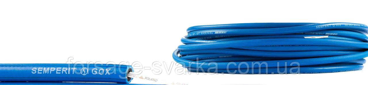 Шланг SEMPERIT DPRS POLAND TLEN 6,3 mm 2Mpa 2014 ISO 3821 PN-EN 559