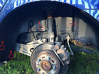 Подкрылок задний правый для Hyundai Elantra HD '06-10 (Novline)