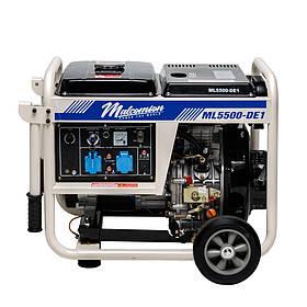 Генератор дизельный Malcomson ML5500‐DE1 (5 кВт)