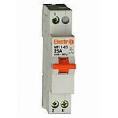 Переключатель нагрузки трехпозиционный МП1-63 1 полюс 25А 1-0-2 230/400В