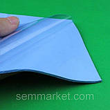 Термопрокладка С60 3,0мм 100х100 синяя термо прокладка термоинтерфейс для ноутбука термопаста, фото 4