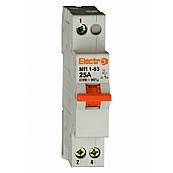 Переключатель нагрузки трехпозиционный МП1-63 1 полюс 40А 1-0-2 230/400В