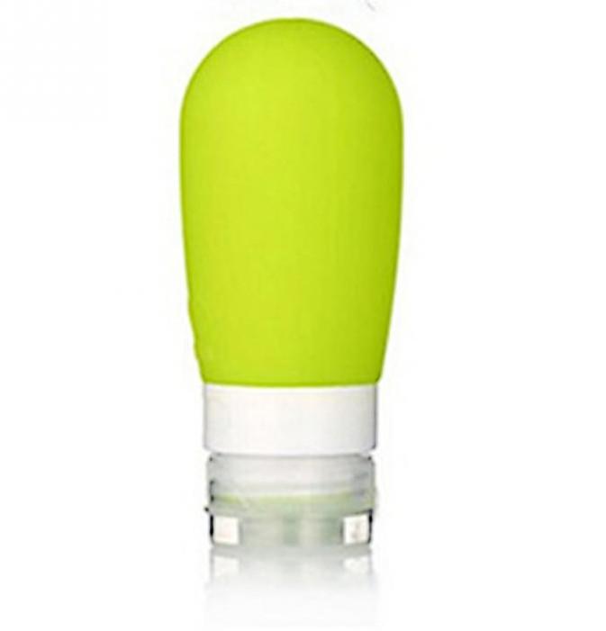 Бутылка-помпа для жидкостей ручная кладь
