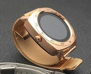 Часы Smart Watch S7 Gold Гарантия 1 месяц, фото 2