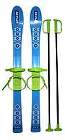 Набор лыжный детский RE: FLEX 90 см (лыжи с палками)