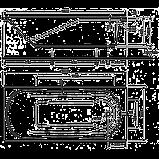 Kolo COMFORT ванна прямокутна 180*80 см, з ніжками SN7, XWP3080000, фото 2