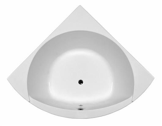 Kolo MAGNUM ванна кутова 155*155 см, з ніжками SN8, XWN3055000