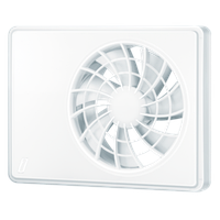 Вентилятор осевой интеллектуальный Вентс iFan,таймер,к-ль температуры,подшипник, 3,8Вт,223м3/ч,100-240В,