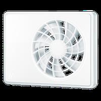 Вентилятор осевой интеллектуальный Вентс iFan, таймер,к-ль влажности, к-ль температуры,подшипник, 6Вт,