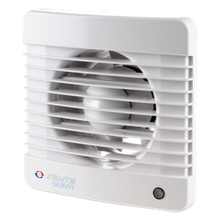 Вентилятор осевой Вентс 100 Силента-М, вытяжной, мощность 7Вт, объем 78м3/ч, 220В, гарантия 5лет