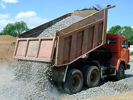 Перевезення сипучих матеріалів Бердичів