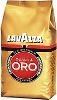 ( Брак, пошкоджена упаковка) Кава в зернах Lavazza Qualità Oro 1кг