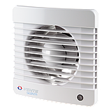 Вентилятор осевой Вентс 125 Силента-М ТКЛ, таймер, клапан, подшипник, 9,1Вт, 152м3/ч, 220В, 5лет, фото 2